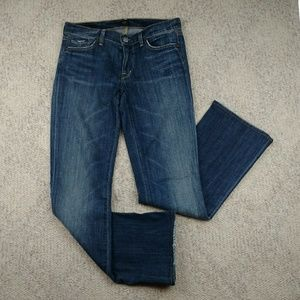 Citizens of Humanity high-rise bootcut jeans